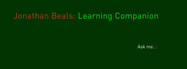 Learning Companion